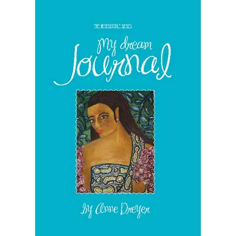 My dream journal by Anne Dreyer