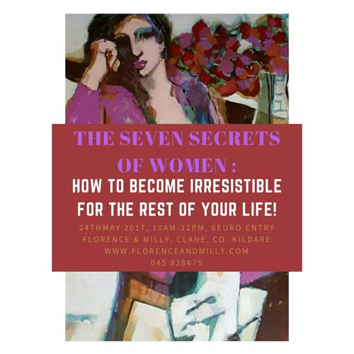 Seven secrets of a woman by Anne Dreyer