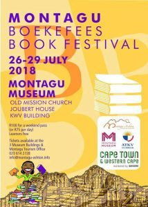 Montagu Book Festival Anne Dreyer | Author | Blogger | Speaker